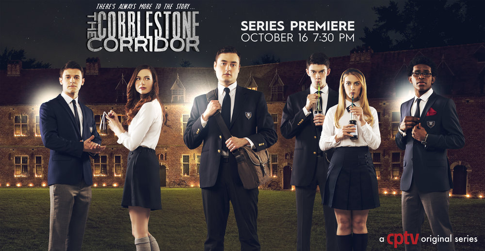 The Cobblestone Corridor (airing October 16)