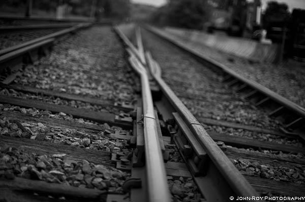 Tracks #40, Belmont, MA, 2012