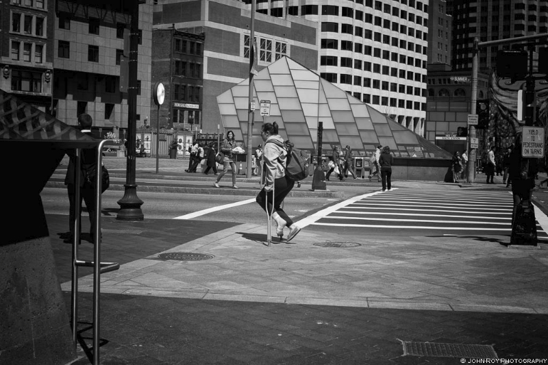 Crosswalk Study #83