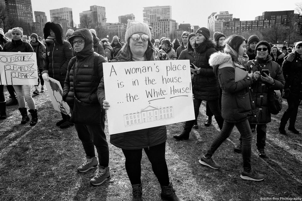 Women's March # 08