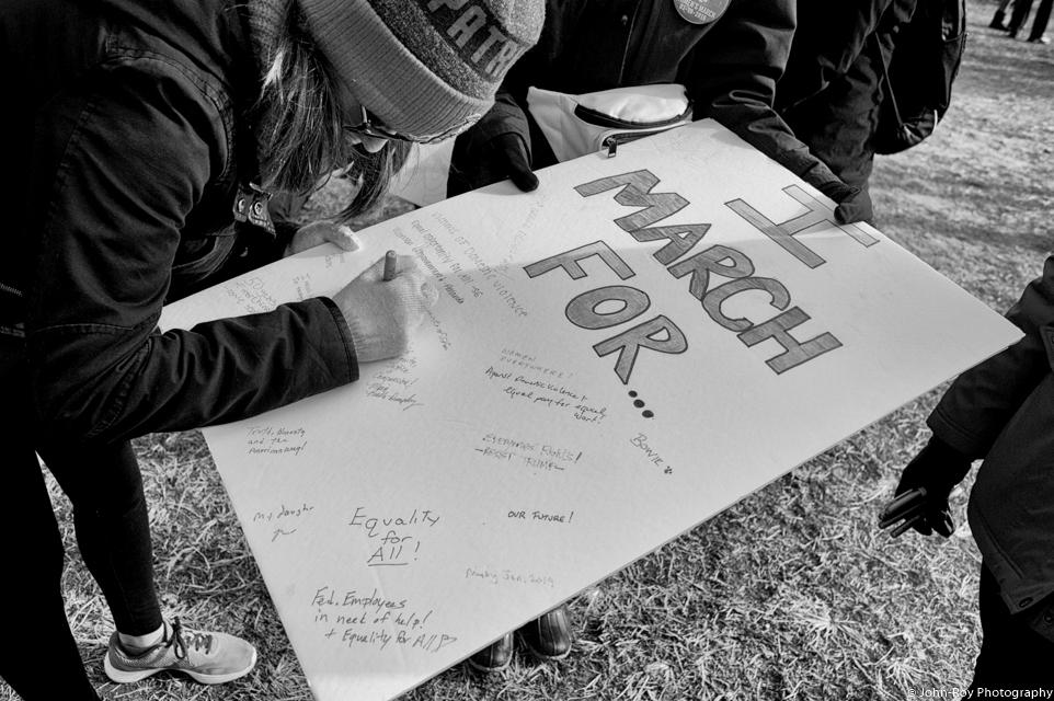 Women's March # 96