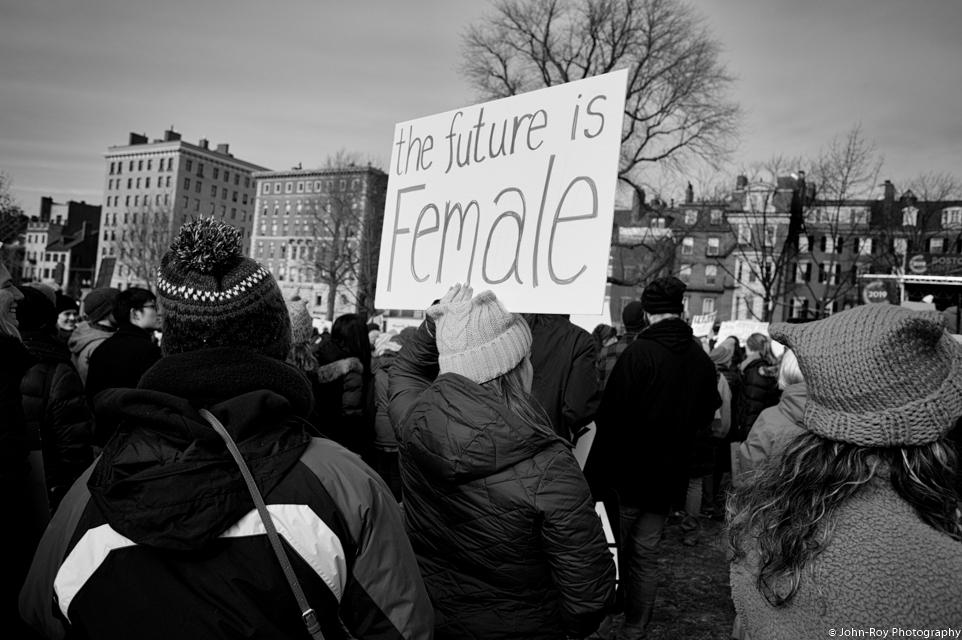 Women's March # 70