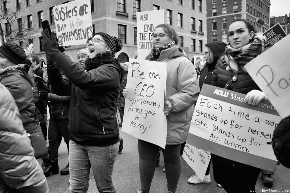 Women's March # 71