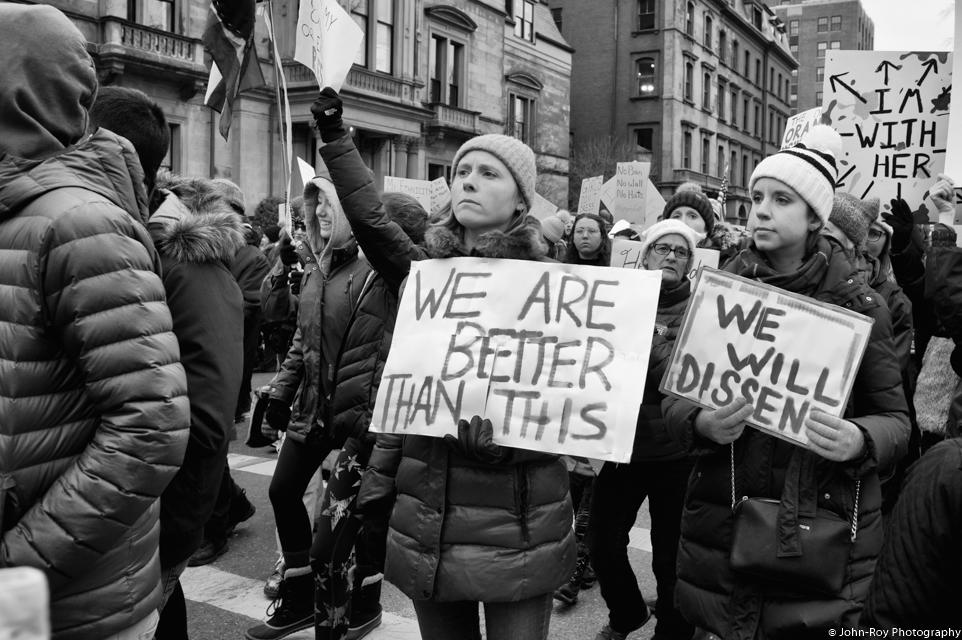 Women's March # 86