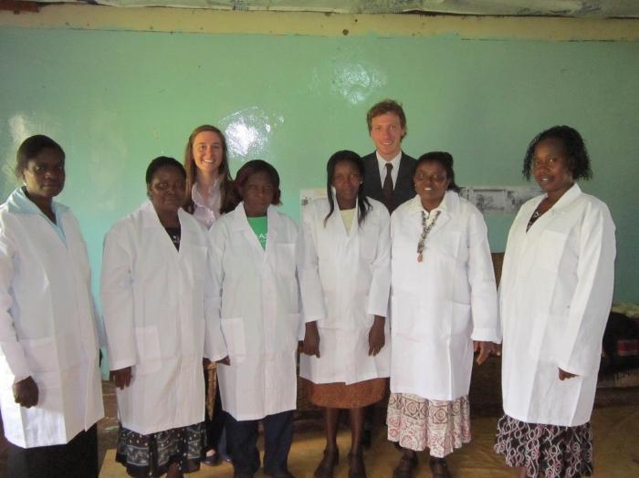 Mashavu Health Workers, 2014