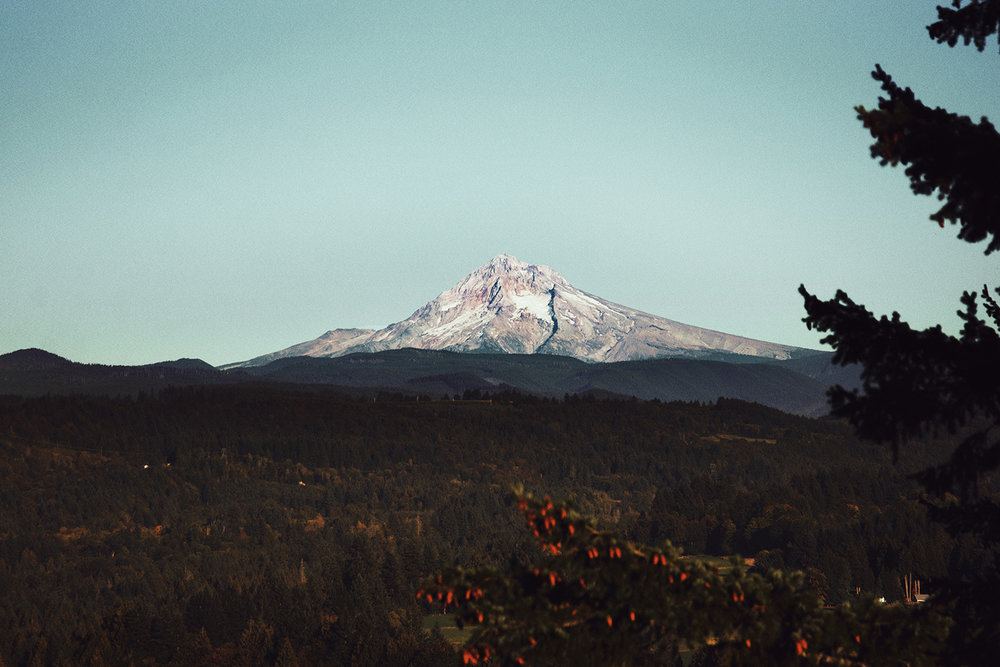 Mt. Hood - near Portland, OR