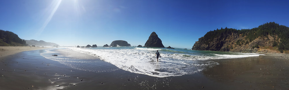 Whaleshead Beach, OR