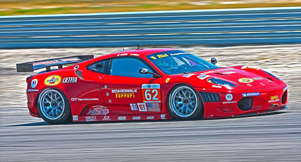 ALMS Ferrari 2010