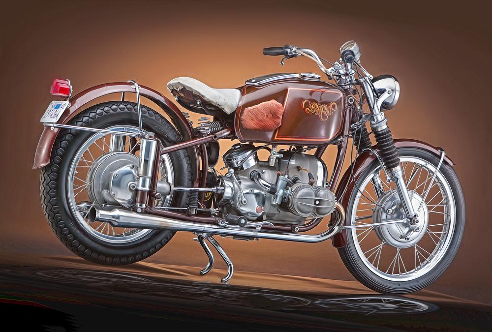 Von Dutch 1954 BMW R/51