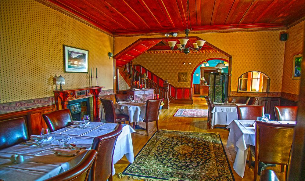 Hotel Maree    Gaspe Peninsula