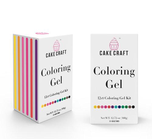 COLORING GEL — Cake Craft