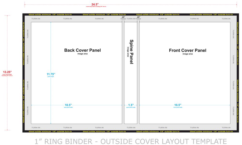 Custom Printed Ring Binders and Menu Covers printedbindersolutions ...
