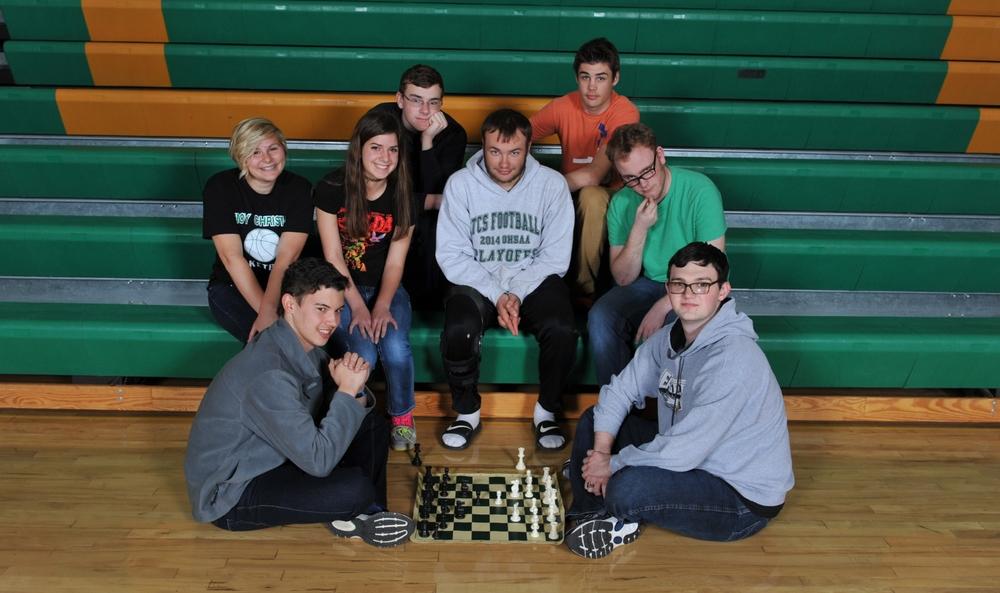 2014-15 Chess Team
