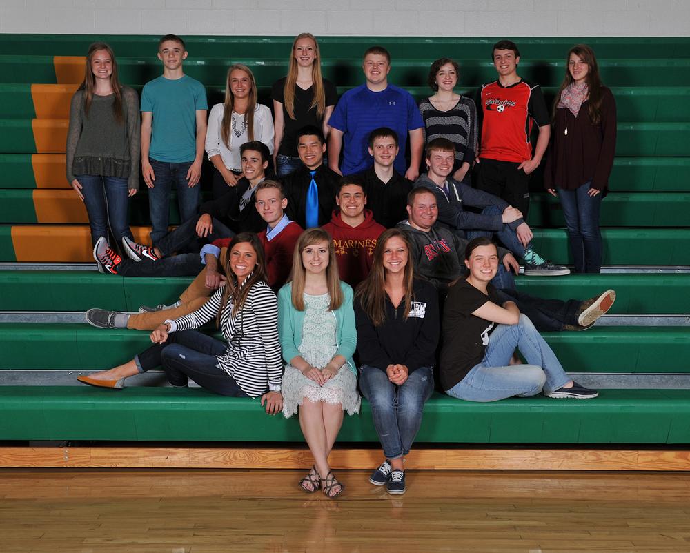 2014-15 High School Student Leadership