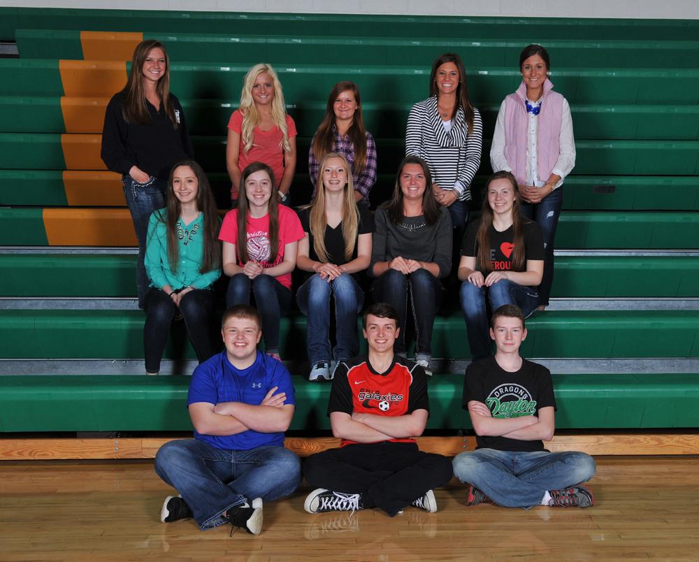 2014-15 High School Student Activities Committee