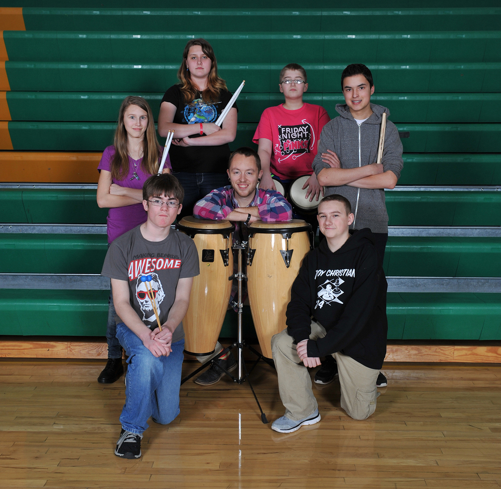 2014-15 Winter Drumline