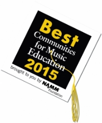 Congratulations to the Music Department at Troy Christian Schools for being awarded as one of the Best Communities for Music Education by the National Association of Music Merchants.