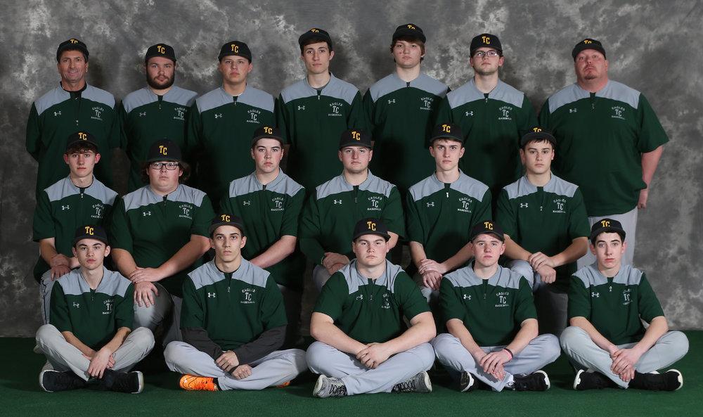 2018 Varsity Baseball