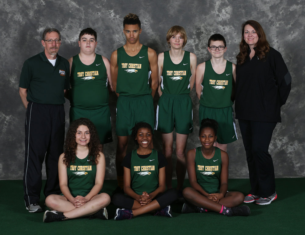 2018 Jr. High Track & Field