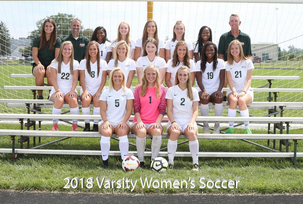 2017 Varsity Women's Soccer