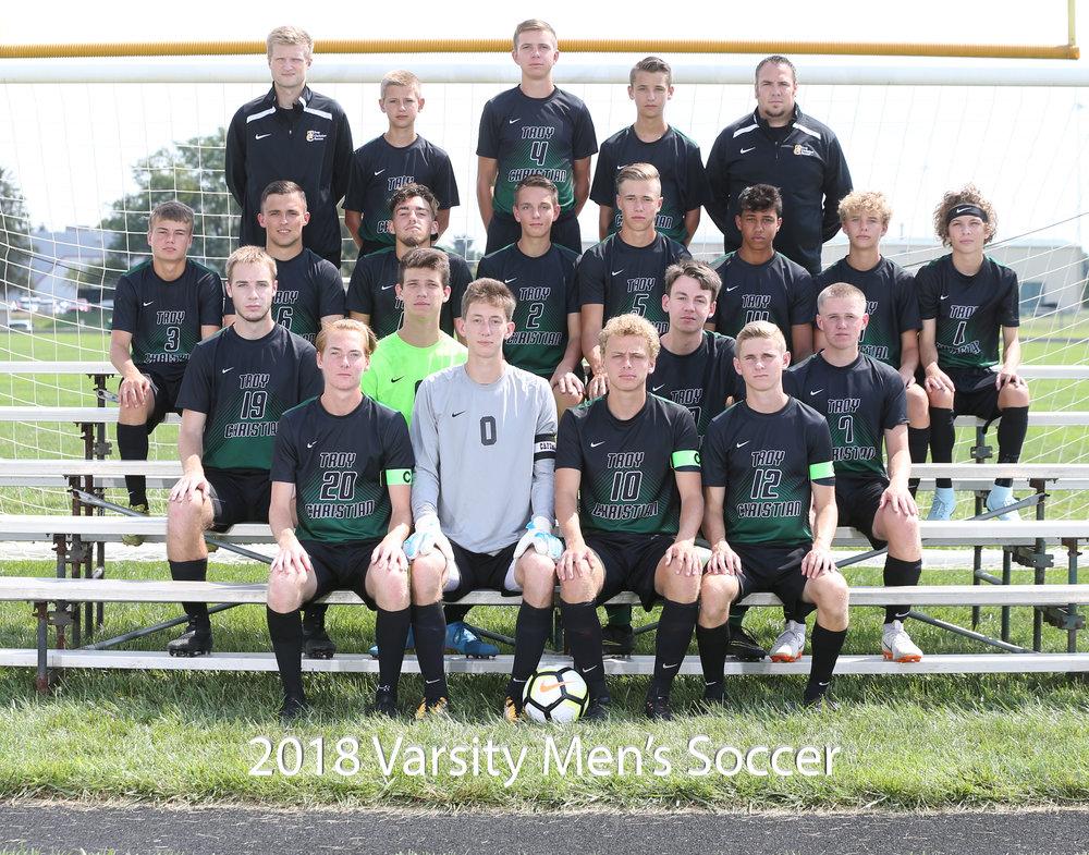 2017 Varsity Men's Soccer