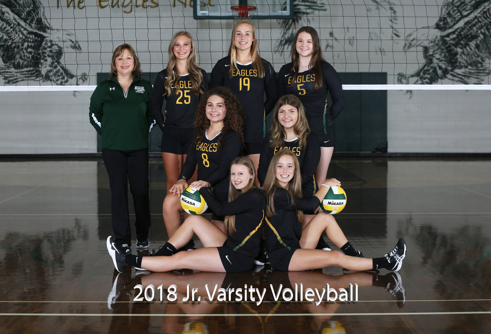 2017 Jr. Varsity Volleyball