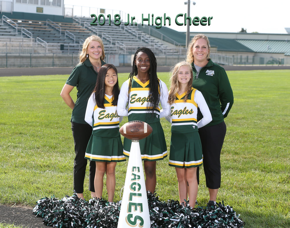 2017 Jr. High Cheerleading