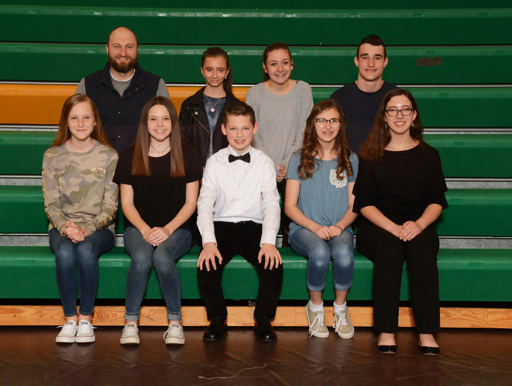 2017-18 Jr. High Student Council