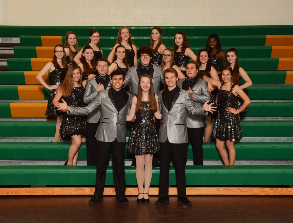 2017-18  Rhapsody  Show Choir
