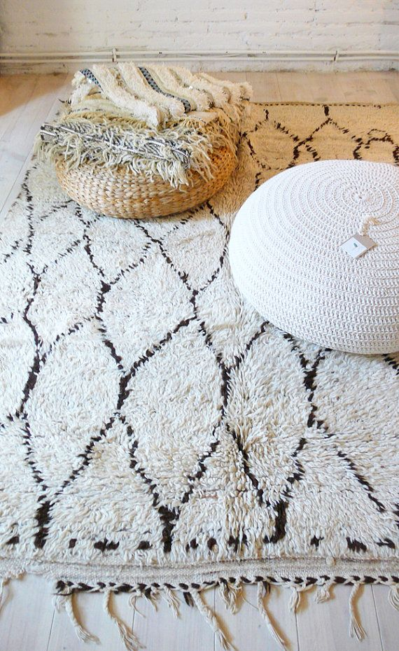 Below Are A Few Of My Favourite Moroccan Style Rugs, What Do You Think Of  This Trend?