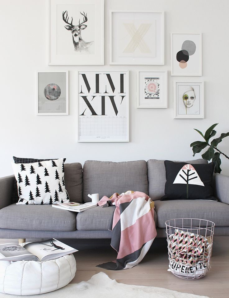 Liv Loves: White Frames