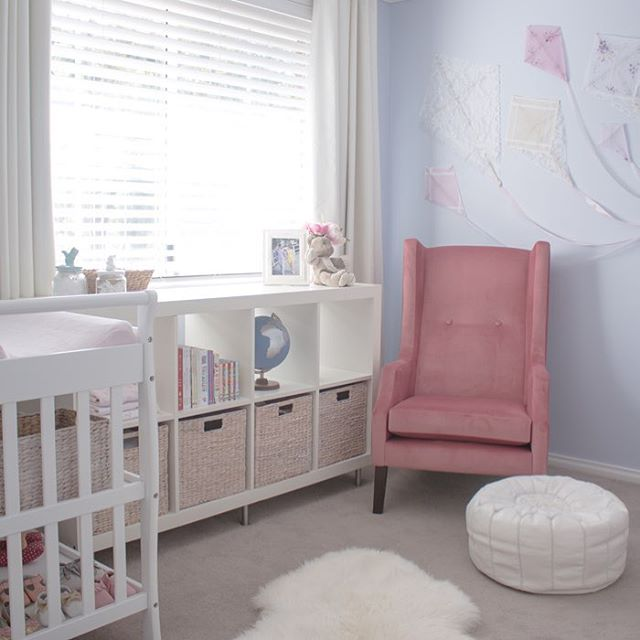Currently dreaming up inspiration for my little girls big girl room and feeling a little nostalgic from when all this was just a dream... 2017 and I still can't believe how fast time flies! #nursery #babygirl #littlegirlsroom #nurserydecor #dreambig