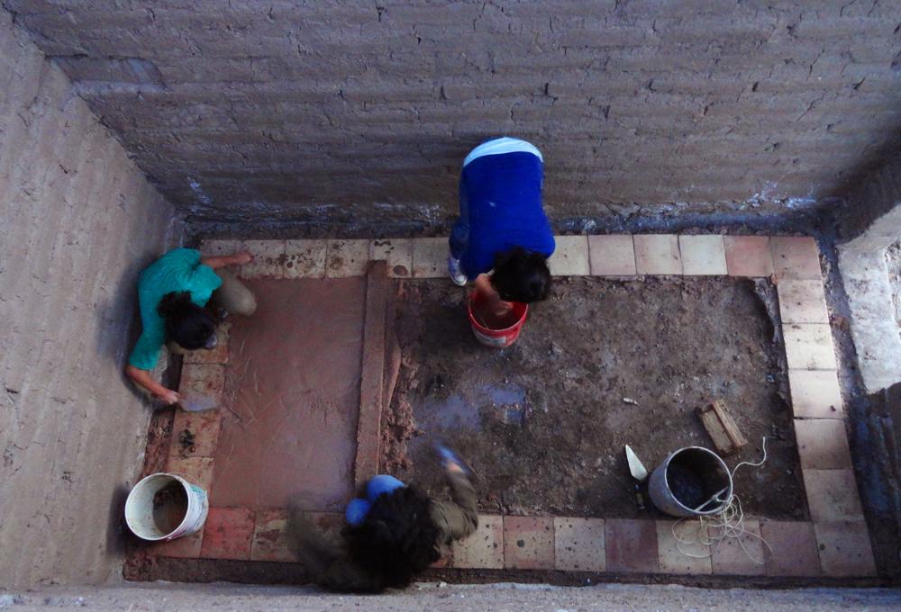 CLAY FLOOR / GAME NIKE CHANGERS - SAN PEDRO APOSTOL, MEXICO