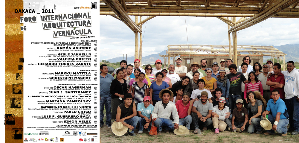 VERNACULAR ARCHITECURE WORKSHOP - OAXACA, MEXICO