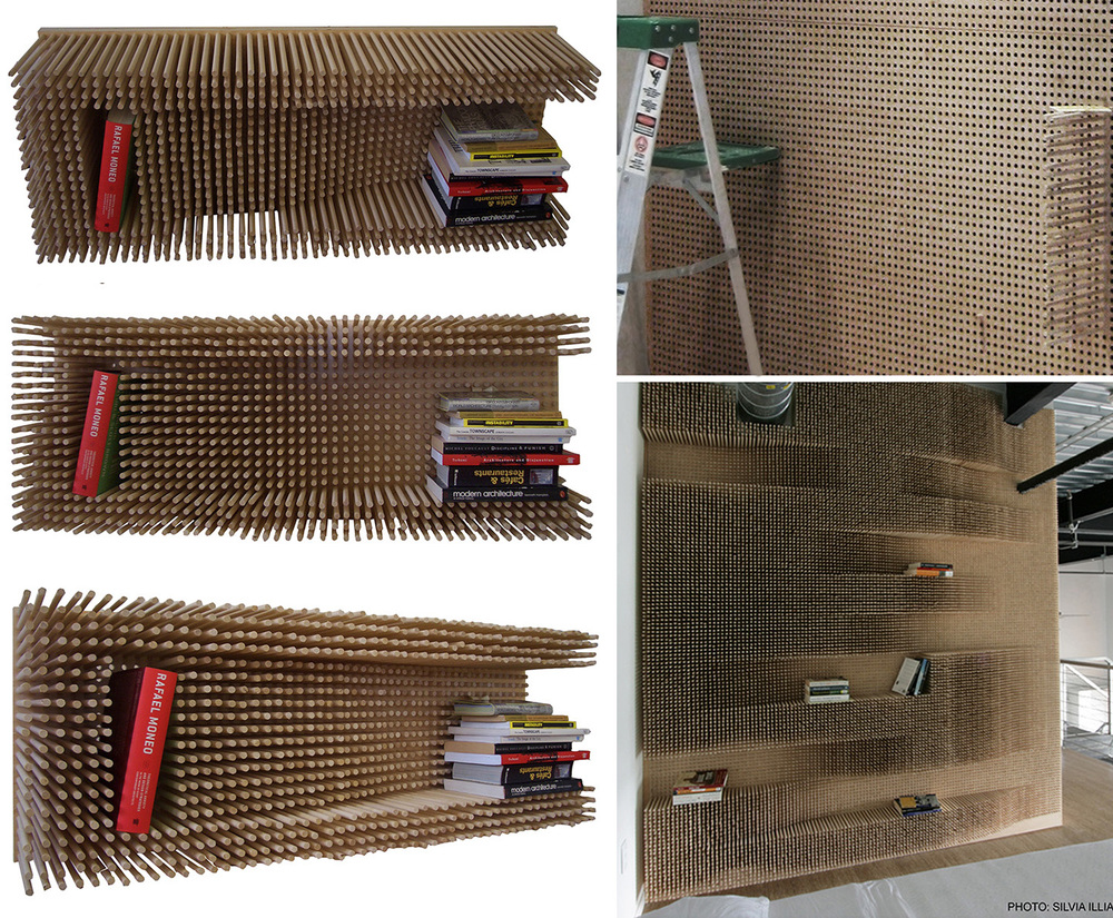 PROTOTYPE & CONSTRUCTION OF PEG WALL