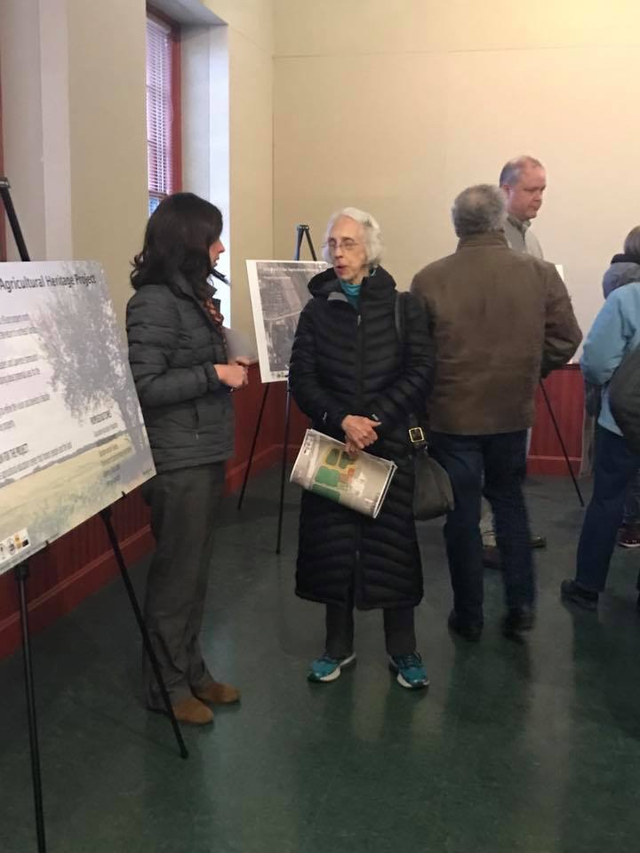Delaware Tribe Area Plan Public Meeting, Douglas County (KS), 2017