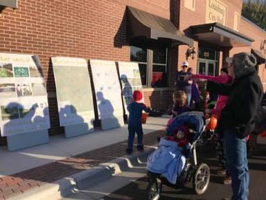 Bicycle & Pedestrian Master Planning, Louisburg (KS)