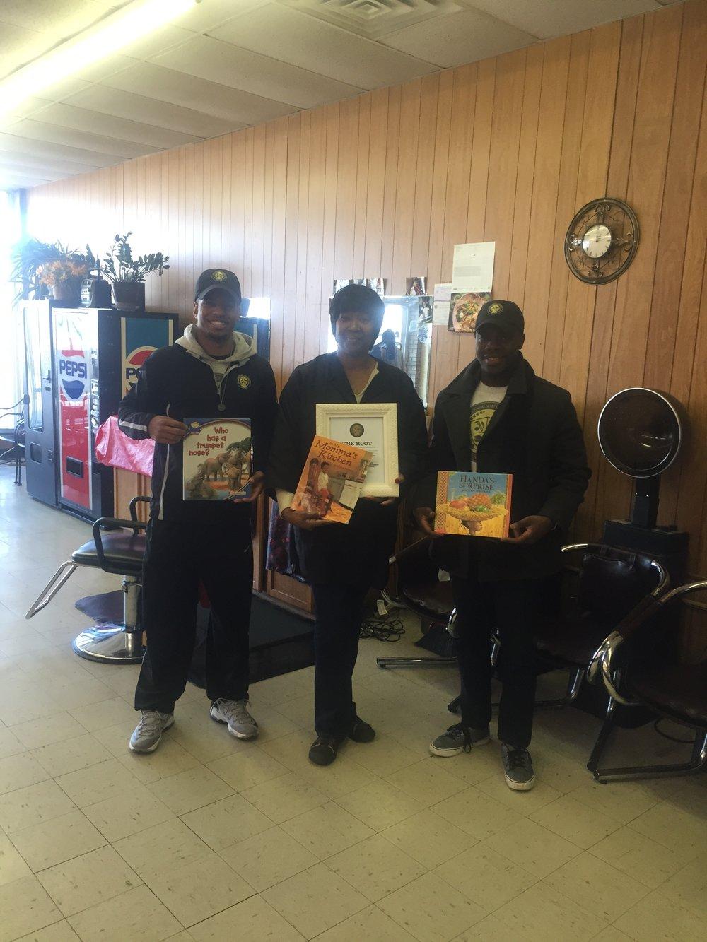 #31 It's Tyme Beauty Salon 3972 Salem Ave, Dayton, OH 45406 March 2017