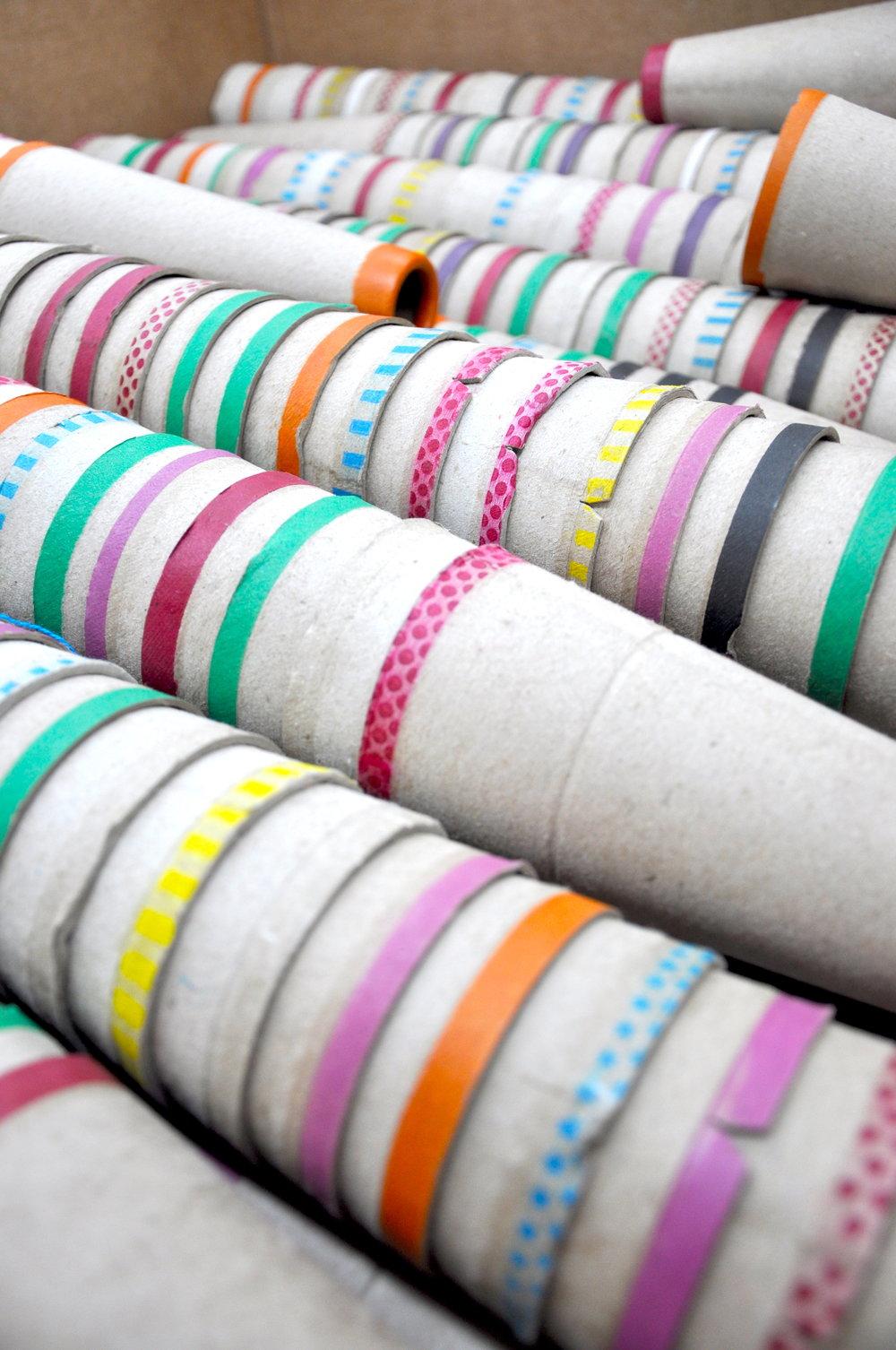 Yarn cone cores