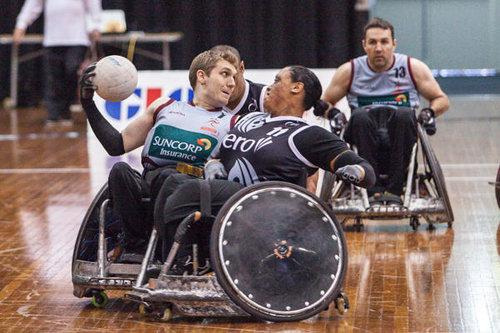 photos wheelchair rugby australia