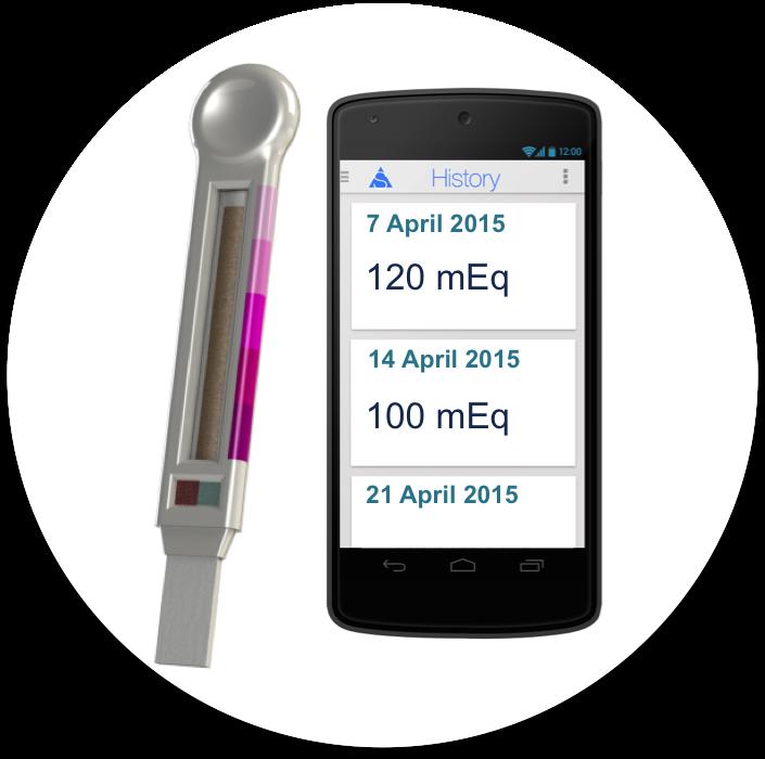 Sodium Analyte Level Test LLC (medical device)