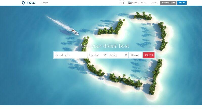 Sailo online platform