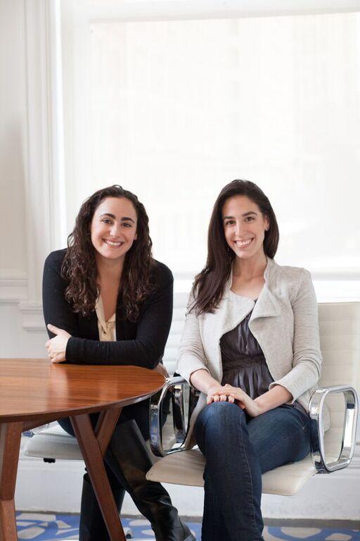 Jordana Kier & Alex Friedman (l-r)