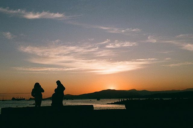 took him to heaven where those golden arcs are at 🌞✨ love is the only law - #absoul | last light captured by @clutch_chug - #somewheremagazine #sunset #yvr #aov #pellicolamag #kodizes #mood #analogpeople #35mm #shootfilm