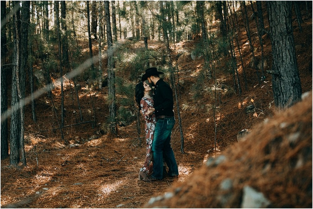 Liliana + Juan Engagement
