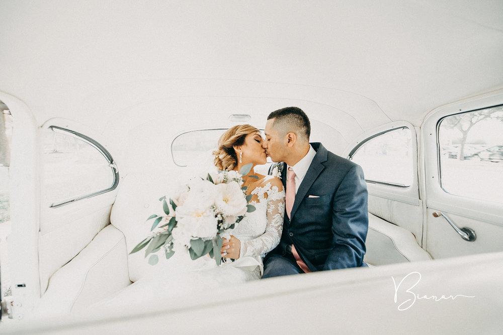 Martha + Alvaro Wedding