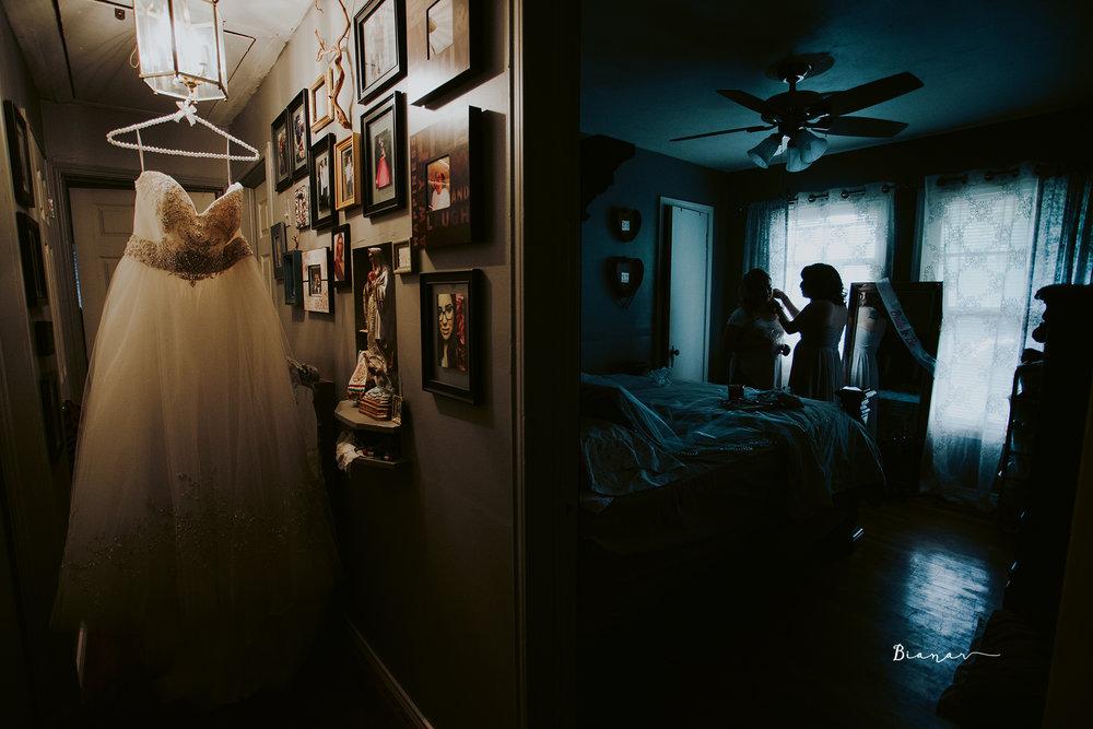 Jennifer + Miguel Wedding