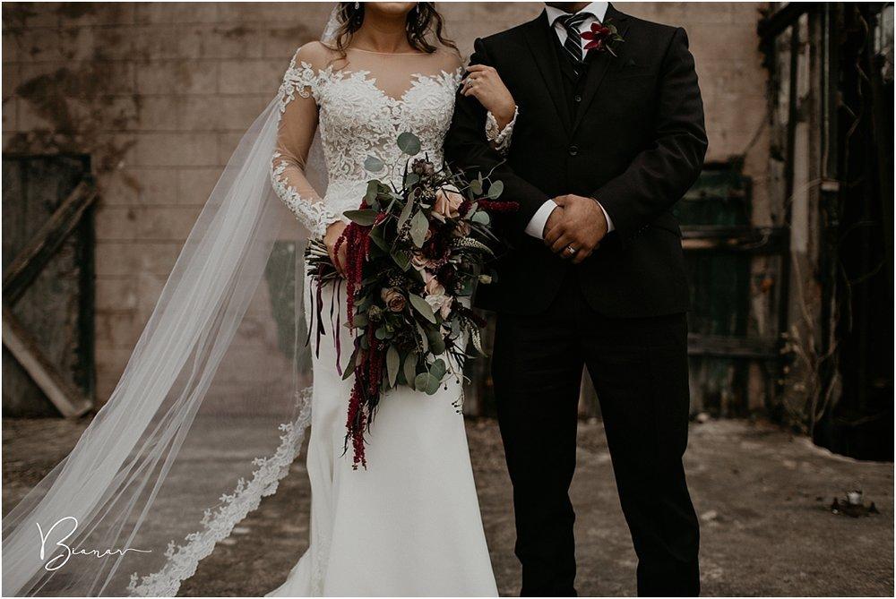 Crystal + Christian wedding