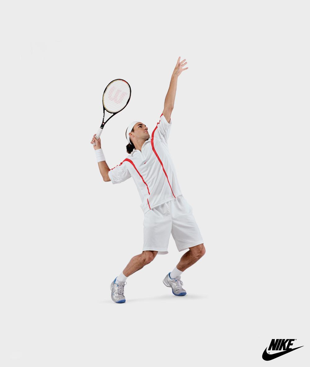 Roger Federer   Nike