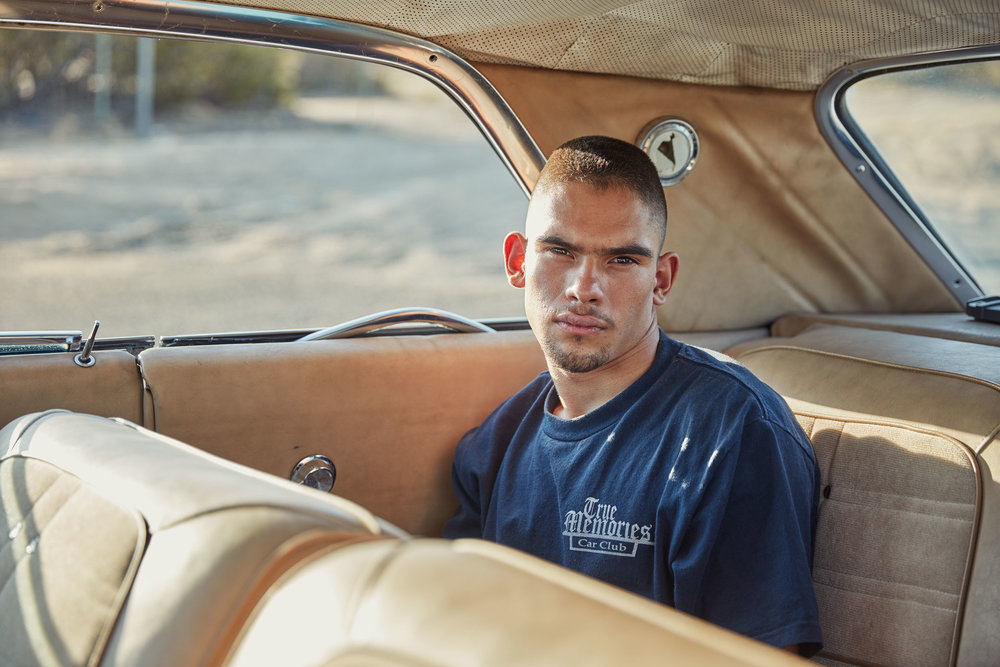 Series | The Lowriders